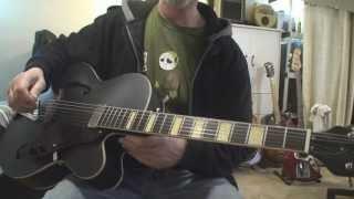 Gretsch G100CE Archtop Guitar