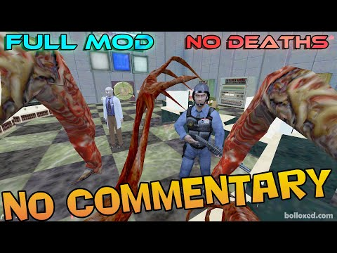 Half-Life: ZOMBIE EDITION - Full Walkthrough 【NO Commentary】