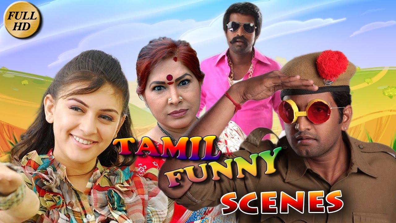 Tamil Non Stop Comedy Scenes