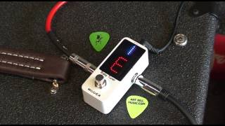 Mooer Audio Baby Tuner - Ant Hill Music