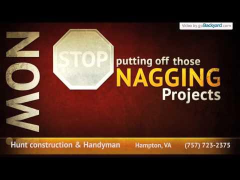 Hunt construction & Handyman