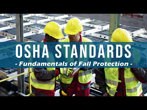 OSHA Standards | Division 3M, 2D, Fall Protection, Safety, Hazards, Training, Oregon OSHA