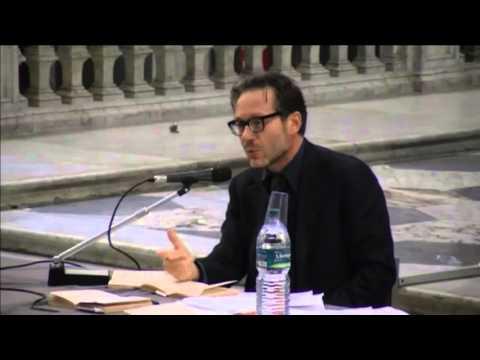 Massimo Recalcati Corpo e linguaggio in Pasolini