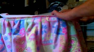 How To Make A Bassinet/ Part Two