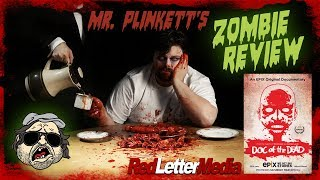 Mr. Plinkett's Zombie Review!!!