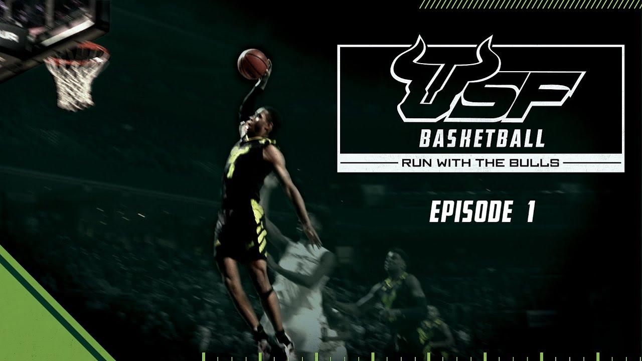 USF Basketball: Run With the Bulls Ep 1