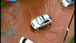 Areas that have been flooded in Kenya after heavy rains