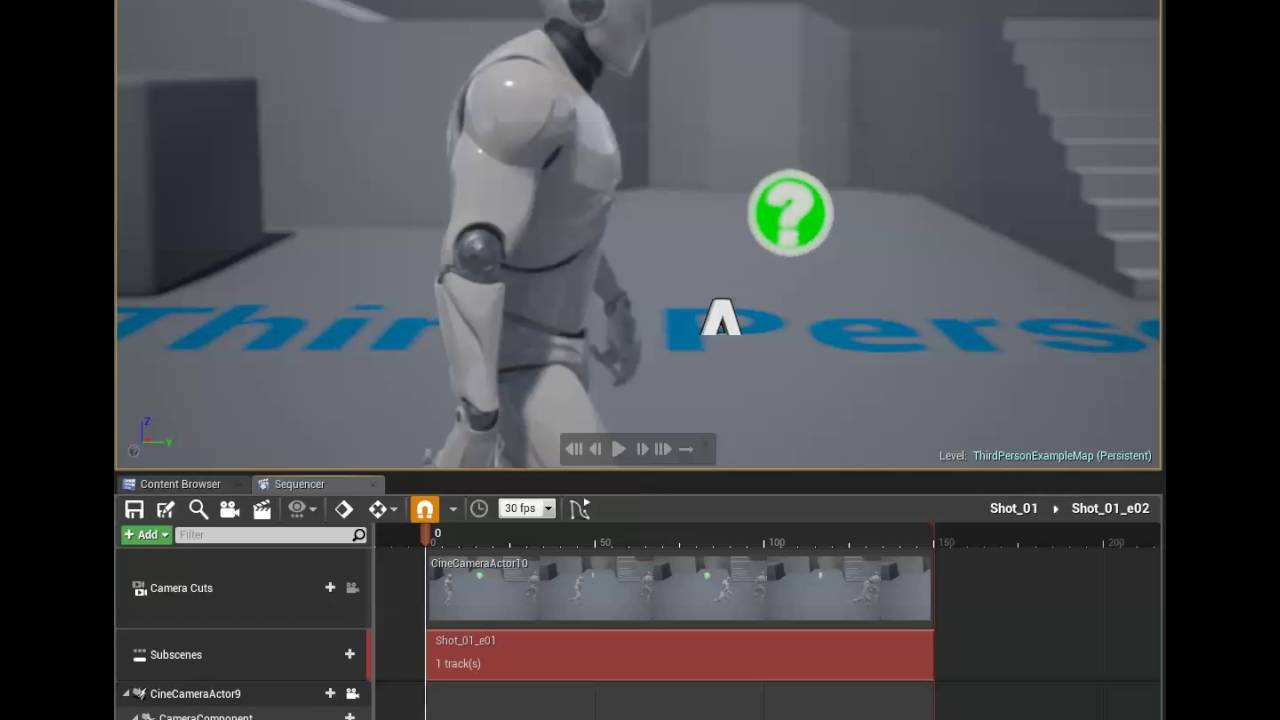 Subscenes & Compositing | Unreal Engine Documentation