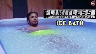 Ice Bath | Daily Fitness With Celebs | Limitless with Vidyut Jammwal | Fever 104 FM