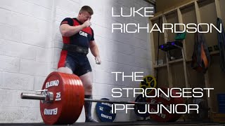 BP Junior Championships 2018: Luke Richardson