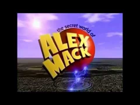 Alex Mack (alternate intro)
