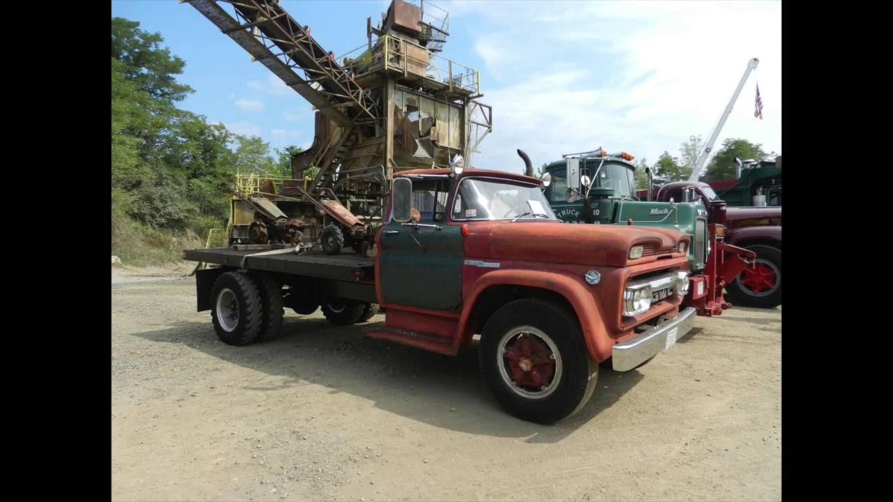 1961 gmc 5000 truck part 6 [ 1280 x 720 Pixel ]