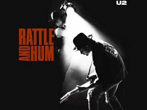 separation shoes a9768 3c538 U2 - Rattle And Hum - 17 - All I Want Is You