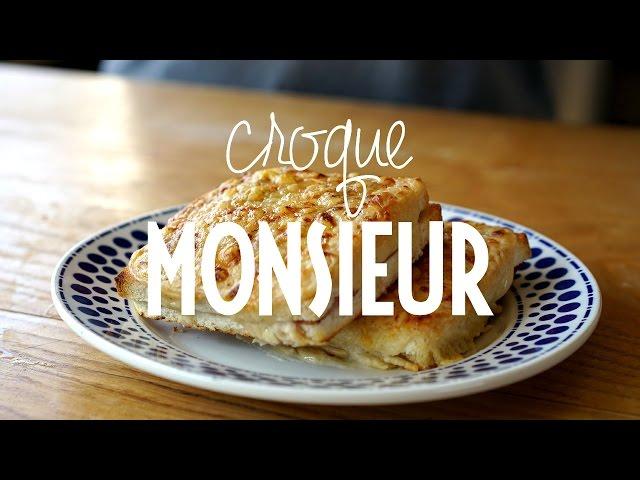 Croque Monsieur & Les Passages Couverts | Rendez-vous à Paris 2