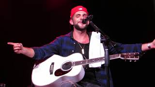 "Thomas Rhett ""Unforgettable"" Live @ The Fillmore Philadelphia"