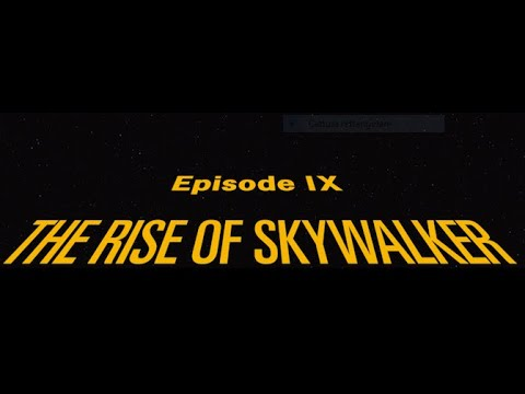 star-wars:-the-rise-of-skywalker-(2019)---opening-crawl-[4k]---(official)