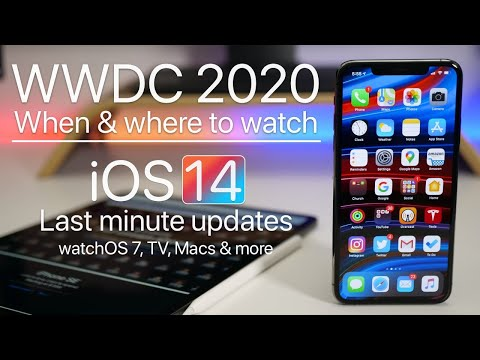WWDC 2020 When to Watch, iOS 14, and Last minute updates