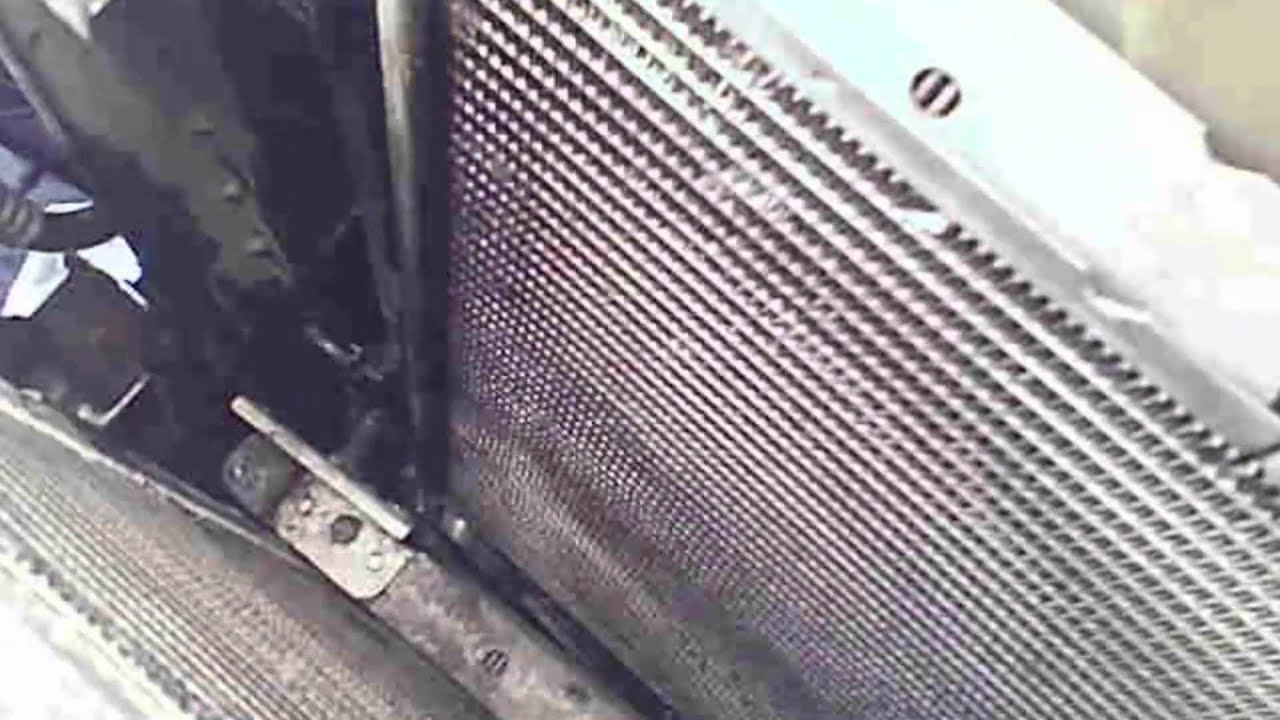 medium resolution of radiator replacement 2002 2005 ford explorer mountaineer install remove replace youtube