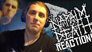 Napalm Death Backlash Just Because Reaction!