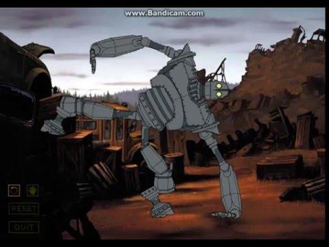 iron giant game