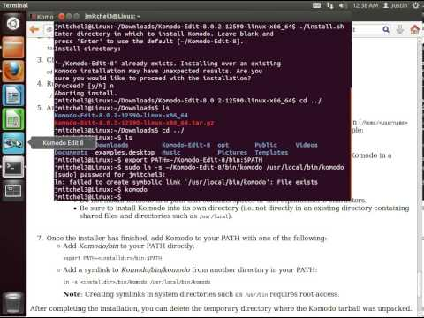 Django Tutorial -- Linux Setup (1 of 3): Get Linux Ready for Django || Coding for Entrepreneurs