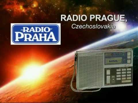"RADIO INTERVAL SIGNALS - ""Radio Prague"" (old)"
