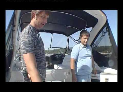 Тестируем катер Regal 335