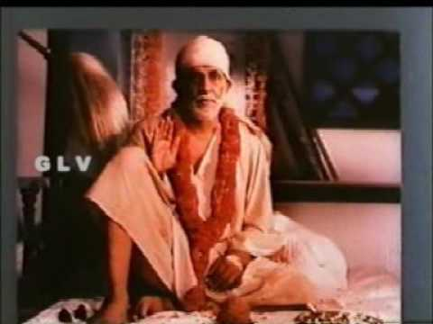 Sri Shirdi Sai Baba Old Film | Baba Sai Baba | S.P.B Hit Songs | Sai Baba Super hit Songs