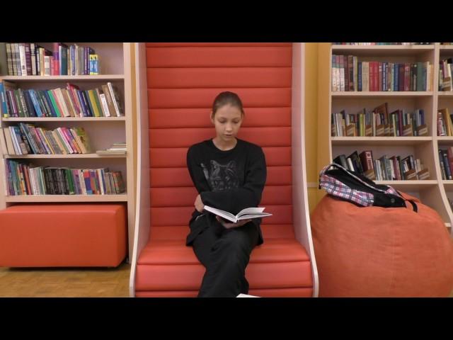 Изображение предпросмотра прочтения – БиблиотекаКузьмина читает произведение «Анчар» А.С.Пушкина