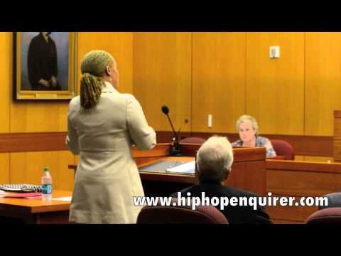Exclusive: Closing arguments delivered by attorney Lisa West (The Usher Raymond Show) Part 1