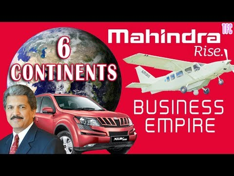 Mahindra & Mahindra Business Empire | How big is Mahindra & Mahindra? | Anand Mahindra