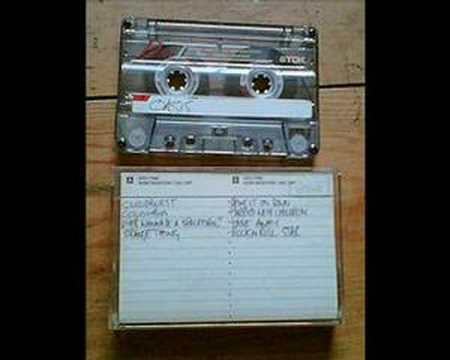 Oasis-Live Demos Tape-Columbia