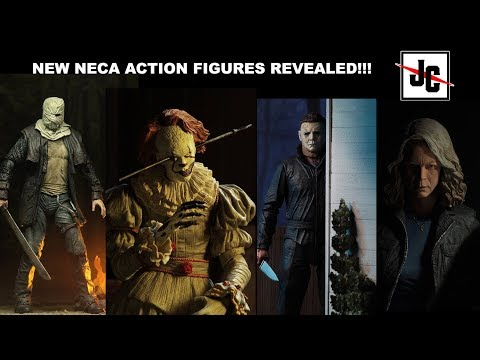 NECA NEWS! Halloween 2018 Announcements