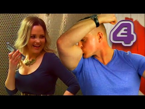 Showing Your Lucky Underwear And Touching Muscles On The First Date | First Dates Abroad