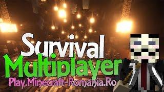 [Minecraft] Survival pe Play S2 | Episodul 1 | Sezon NOU