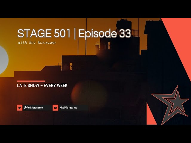 STAGE 501 | Episode 33 'Discussing the Dissident Right Audio Leak'