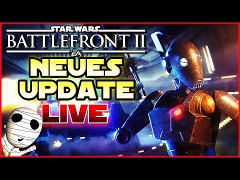 Der neue Modus! Totale Vorherrschaft! 🔴 Star Wars: Battlefront II // PS4 Livestream thumbnail