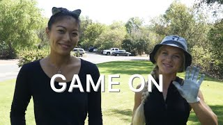 GUYS VS LADIES MATCH PLAY AT STRAWBERRY FARMS / PART 1