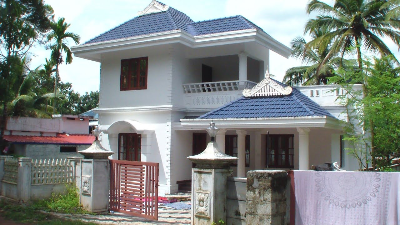 Small-Budget House Plans in Kerala