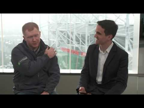 With Manchester United legend Paul Scholes talking about the UEFA Champions League, Jose Mourinho an