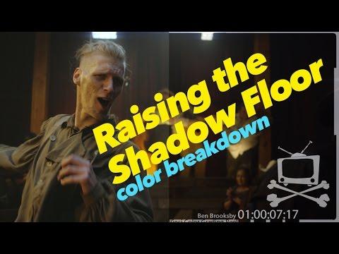 Raising the Shadow Floor - Old West Dance Battle - Color Breakdown 4K