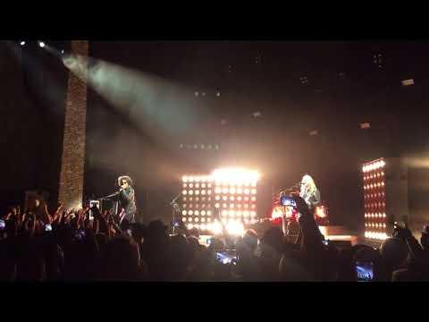 Alice In Chains- Them Bones live @Vina Robles Amphitheater Paso Robles, Ca 2018