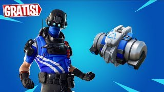 COME FORTUNE AT * NUOVA * SKIN CARBON FREE SU FORTNITE!