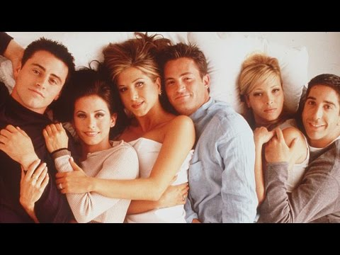 'Friends' Turns 20! Go  with Cast in 1994