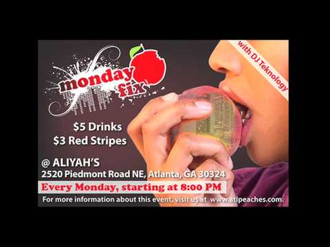 Rich Kids  Wassup Monday Fix @ Aliyahs ATL