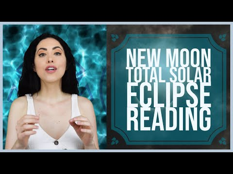 What The New Moon In Cancer & Total Solar Eclipse Mean For