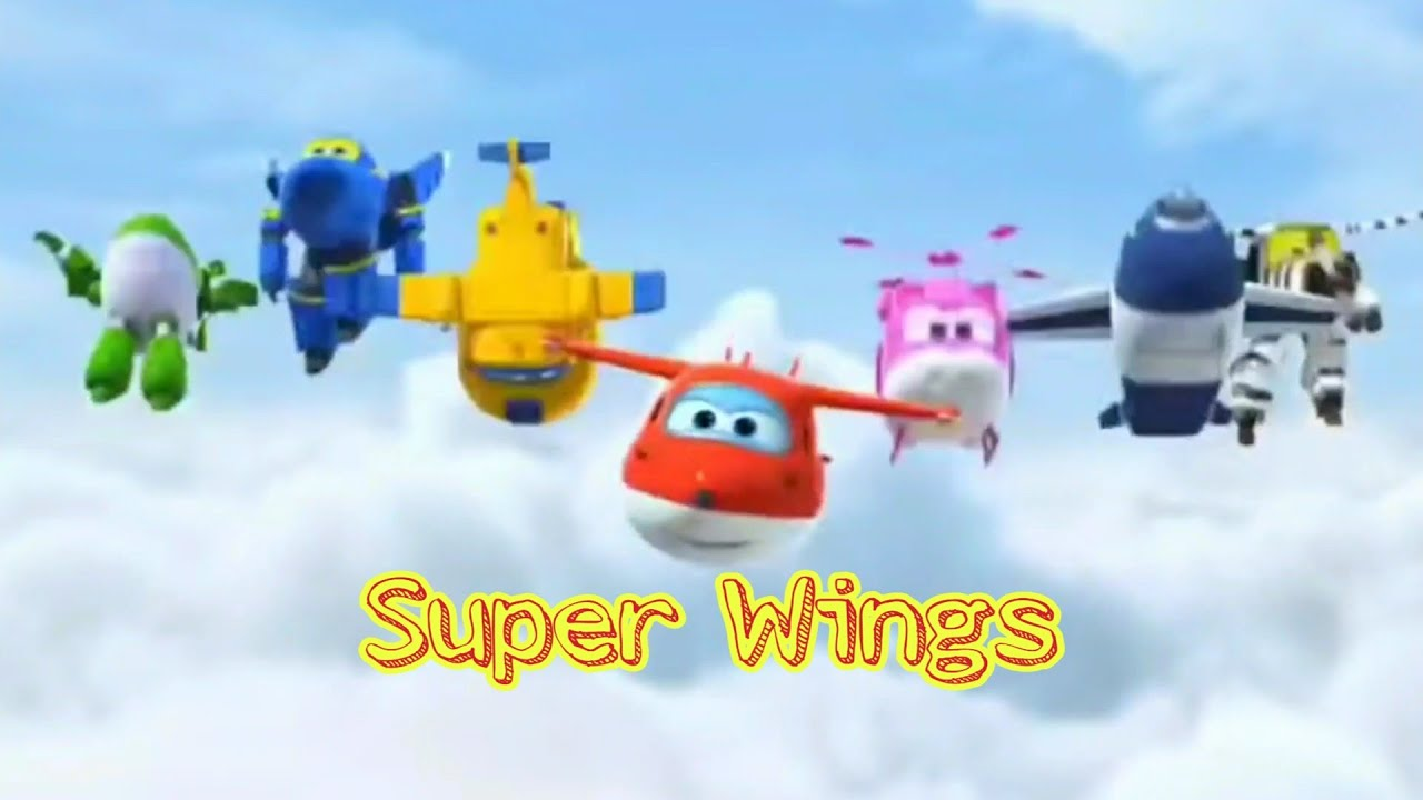 super wings indonesia  super wing times to go  theme