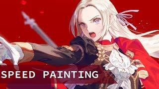 [speed painting ] Edelgard