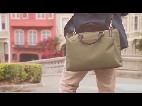Venturo and Urbana - stylish new laptop bags by Moshi