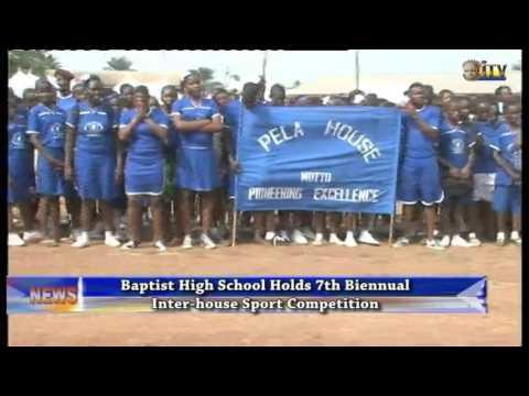Baptist High School holds annual Inter-House Sport